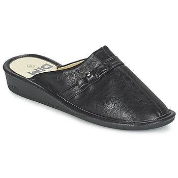 Παπούτσια Γυναίκα Παντόφλες DIM CLUBA Black