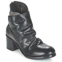 Παπούτσια Γυναίκα Μποτίνια Moma BOLIO Black