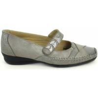 Παπούτσια Γυναίκα Μπαλαρίνες Boissy Ballerine Lunel Gris Beige Grey