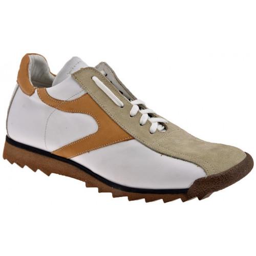 Παπούτσια Άνδρας Ψηλά Sneakers Bocci 1926  Άσπρο