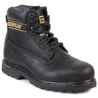 Παπούτσια Άνδρας Μπότες Caterpillar HOLTON SB Black