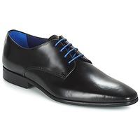 Παπούτσια Άνδρας Derby Azzaro JORY Black