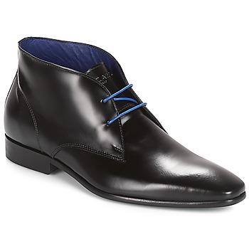 Παπούτσια Άνδρας Μπότες Azzaro JAVOY Black