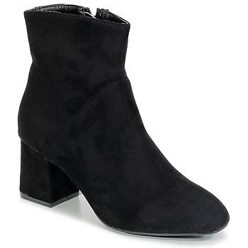 Παπούτσια Γυναίκα Μποτίνια Spot on ELOUNDI Black