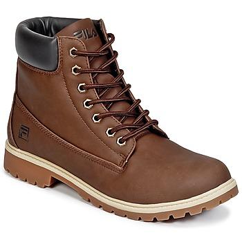 Παπούτσια Άνδρας Μπότες Fila MAVERICK MID Brown