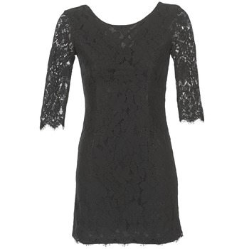 Υφασμάτινα Γυναίκα Κοντά Φορέματα Betty London FLIZINE Black