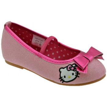 Παπούτσια Παιδί Μπαλαρίνες Hello Kitty  Ροζ