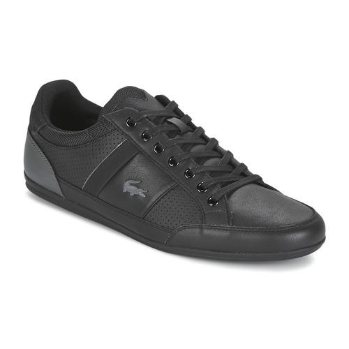 Παπούτσια Άνδρας Χαμηλά Sneakers Lacoste CHAYMON 316 1 Black