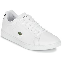 Παπούτσια Γυναίκα Χαμηλά Sneakers Lacoste Carnaby BL 1 άσπρο