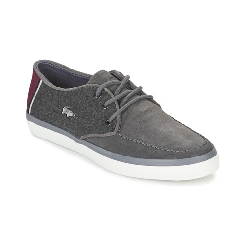 Παπούτσια Άνδρας Boat shoes Lacoste SEVRIN 316 3 Grey