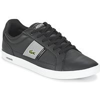 Παπούτσια Άνδρας Χαμηλά Sneakers Lacoste EUROPA LCR3 Black