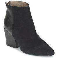 Παπούτσια Γυναίκα Μποτίνια Hudson MELI CALF Black