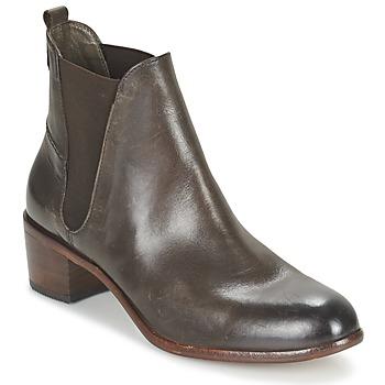 Παπούτσια Γυναίκα Μποτίνια Hudson COMPUND CALF Brown