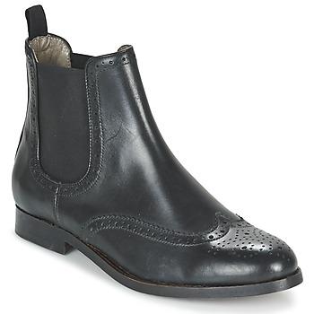 Παπούτσια Γυναίκα Μπότες Hudson ASTA CALF Μαυρο