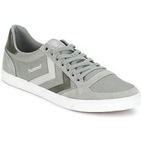 Παπούτσια Χαμηλά Sneakers Hummel TEN STAR DUO CANVAS LOW Grey