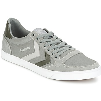 Παπούτσια Χαμηλά Sneakers Hummel TEN STAR DUO CANVAS LOW Grey