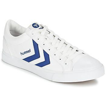 Παπούτσια Χαμηλά Sneakers Hummel BASELINE COURT άσπρο / μπλέ