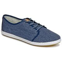 Παπούτσια Άνδρας Χαμηλά Sneakers Lafeyt DERBY HEAVY CANVAS MARINE