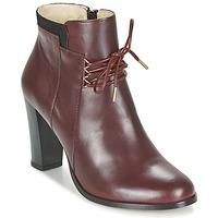 Παπούτσια Γυναίκα Χαμηλές Μπότες M. Moustache EMMA BORDEAUX / Black