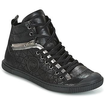Παπούτσια Γυναίκα Ψηλά Sneakers Pataugas BANJOU Black
