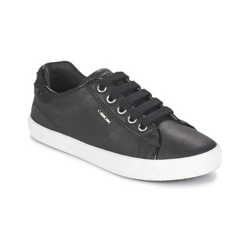 Παπούτσια Κορίτσι Χαμηλά Sneakers Geox KIWI GIRL Black