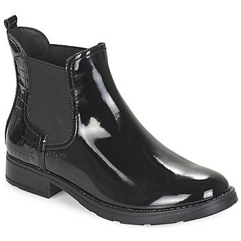 Παπούτσια Κορίτσι Μπότες Geox SOFIA Black