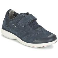 Παπούτσια Αγόρι Χαμηλά Sneakers Geox NEBULA BOY Μπλέ