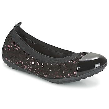Παπούτσια Κορίτσι Μπαλαρίνες Geox PIUMA BALLERINE Black