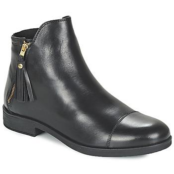 Παπούτσια Κορίτσι Μπότες Geox AGATE Black
