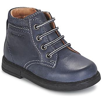 Παπούτσια Αγόρι Μπότες Geox B GLIMMER Μπλέ
