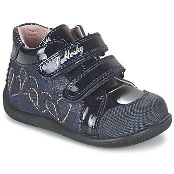 Παπούτσια Κορίτσι Ψηλά Sneakers Pablosky VANIDELLE Marine