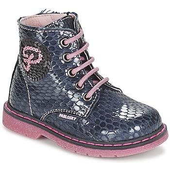 Παπούτσια Κορίτσι Μπότες Pablosky CHAVISKA MARINE