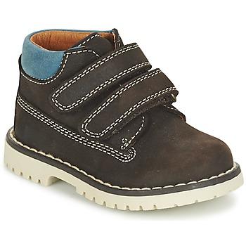 Παπούτσια Αγόρι Μπότες Pablosky ESBATIATE Brown