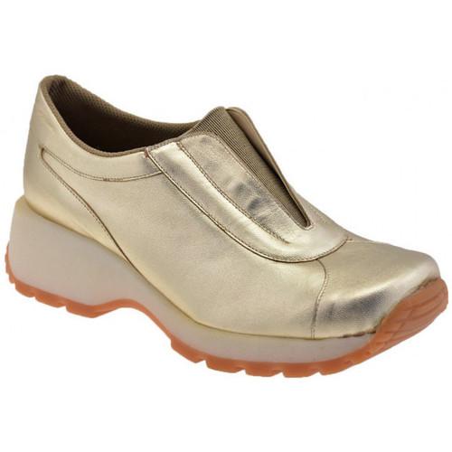 Παπούτσια Γυναίκα Slip on Bocci 1926  Gold