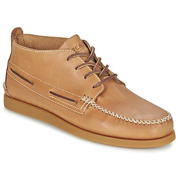 Παπούτσια Άνδρας Μπότες Sperry Top-Sider A/O WEDGE CHUKKA LEATHER Beige