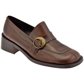 Παπούτσια Γυναίκα Μοκασσίνια Bocci 1926  Brown
