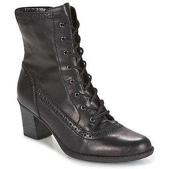 Παπούτσια Γυναίκα Μποτίνια Rieker SEBILLE Black