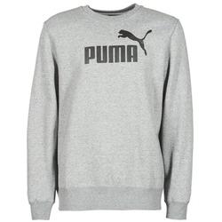 Υφασμάτινα Άνδρας Φούτερ Puma ESS CREW SWEAT FL Grey