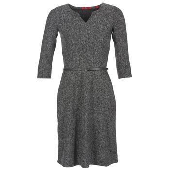 Υφασμάτινα Γυναίκα Κοντά Φορέματα S.Oliver JESQUE Grey
