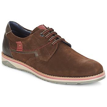Παπούτσια Άνδρας Derby Fluchos BRAD Brown