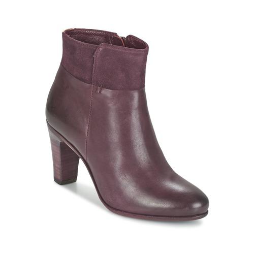 Παπούτσια Γυναίκα Μποτίνια Fred de la Bretoniere NAVAJO Bordeaux