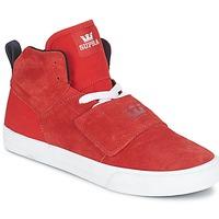 Παπούτσια Άνδρας Ψηλά Sneakers Supra ROCK Red