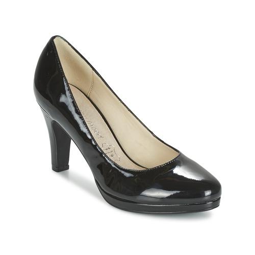 Παπούτσια Γυναίκα Γόβες Moony Mood FEROU Black / VERNIS