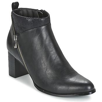 Παπούτσια Γυναίκα Μποτίνια Moony Mood FOCAI Black