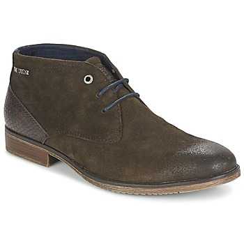 Παπούτσια Άνδρας Μπότες Tom Tailor REVOUSTI Brown
