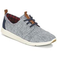 Παπούτσια Γυναίκα Χαμηλά Sneakers Toms DEL REY μπλέ