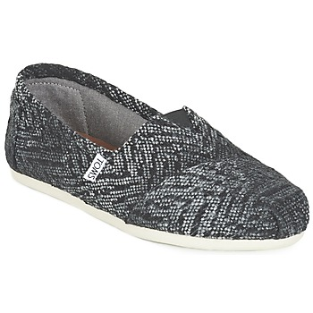 Παπούτσια Γυναίκα Slip on Toms SEASONAL CLASSIC Grey