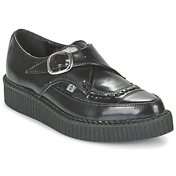 Παπούτσια Derby TUK POINTED CREEPERS Black