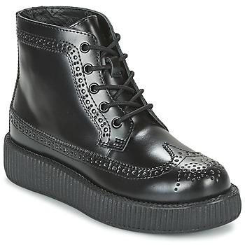 Παπούτσια Μπότες TUK MONDO LO Black