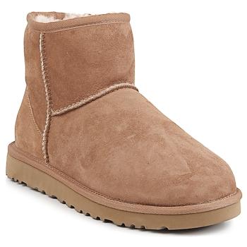Παπούτσια Γυναίκα Μπότες UGG CLASSIC MINI CHESTNUT